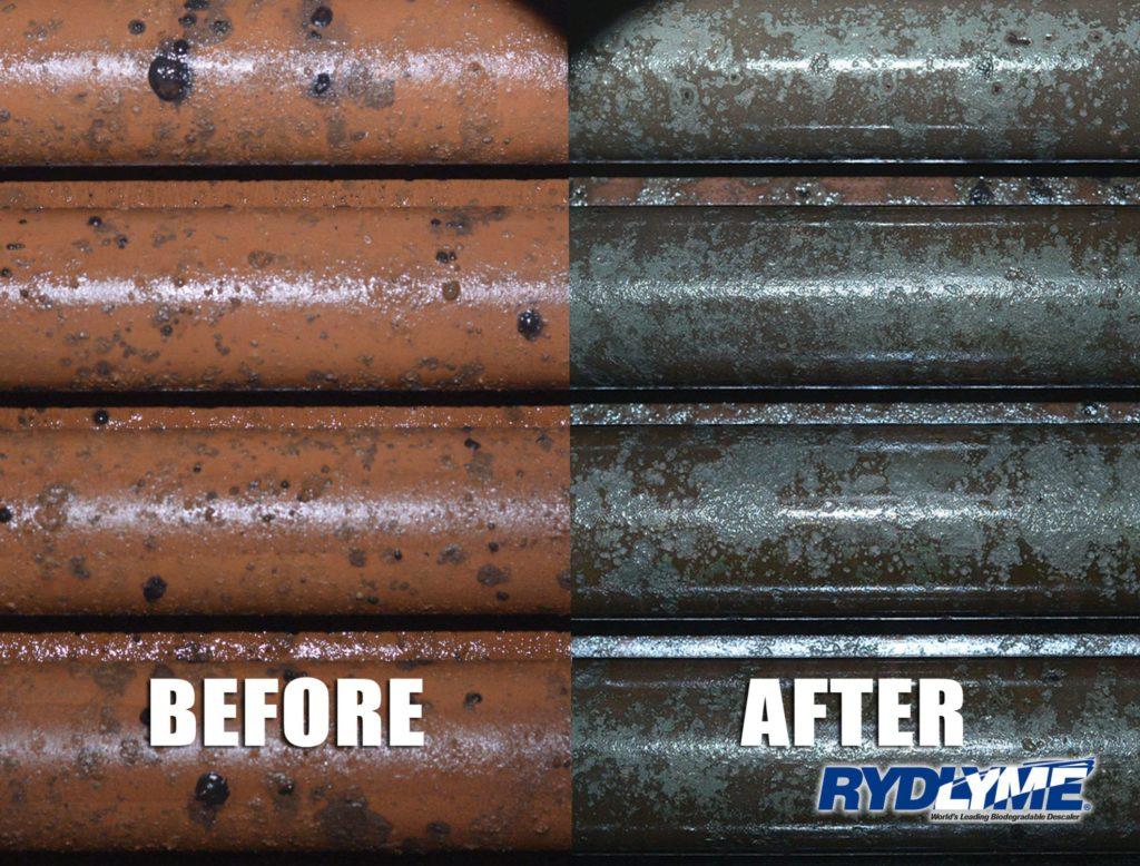 Boiler Tube Cleaning RYDLYME