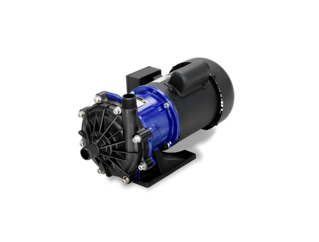 Iwaki Walchem Magnetic Drive Pump 10MDO Industrial Descaling system. Unit shown.