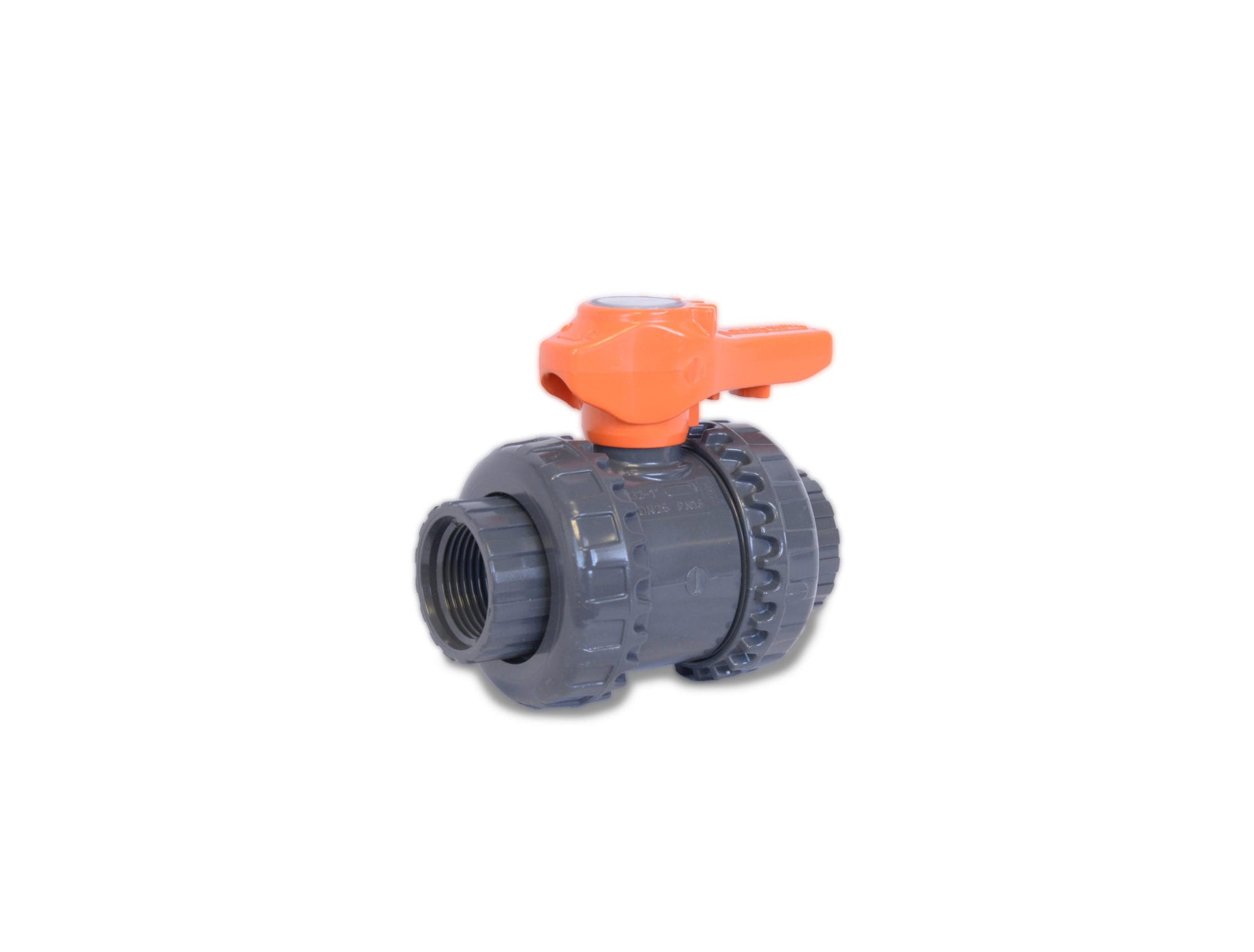 Apex Engineering 1'' Valve for 10MDO or 1'' hose. Image of the valve.