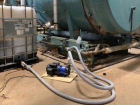 15MDO RYDLYME Descaler Boiler Tube Cleaning